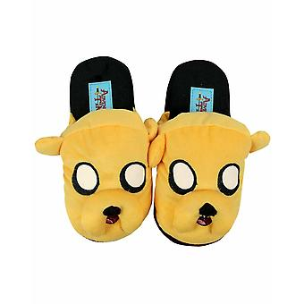 Adventure Time Jake Kids Childrens Fun 3D Hjemmesko