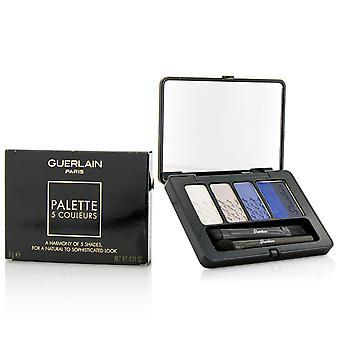 5 Couleurs Eyeshadow Palette - 05 Apres L'Ondee 6g/0.21oz