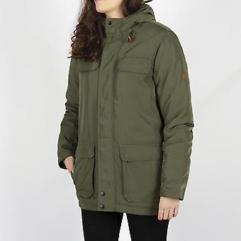 Passenger canopy parka jacket