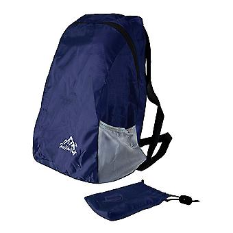 Collapsible backpack - Dark Blue