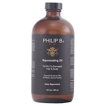 Philip B Rejuvenating Oil For Dry Damaged Hair and Scalp To 480 ml