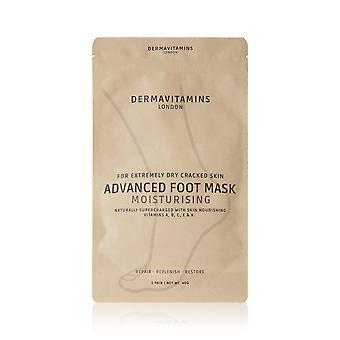 Dermavitamins Advanced Foot Mask Bag