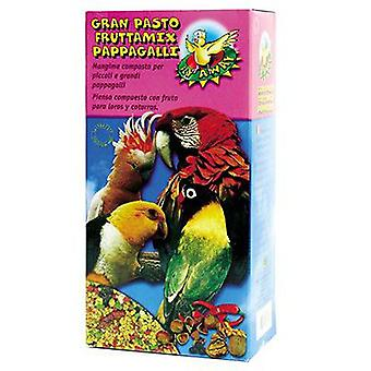 Nayeco Great Pasto Fruttamix for parrots and macaws 700 gr. (Birds , Bird Food)