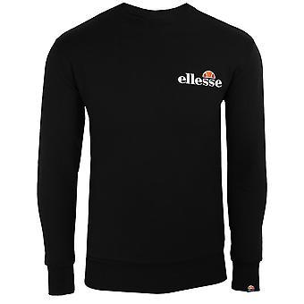 Ellesse fierro men's black sweatshirt