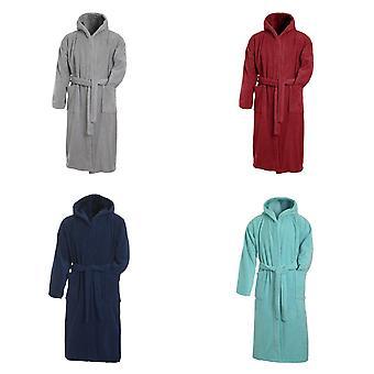 Myrtle Beach Adults Unisex Hooded Bath Robe