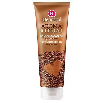 Dermacol  Aroma Ritual Shower Gel – Irish Coffee