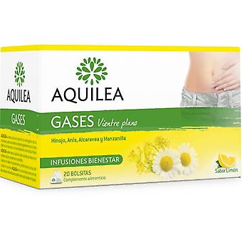 Aquilea Gases 20 Sachets (Food, Beverages & Tobacco , Beverages , Tea & Infusions)