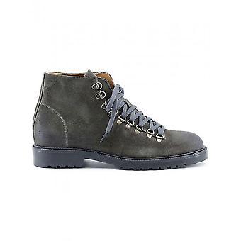 Made in Italia - Schuhe - Stiefeletten - FERDINANDO_ASFALTO - Herren - dimgray - 45