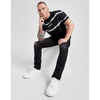 New STATUS Men's Echo Jeans Black