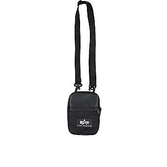 Άλφα Βιομηχανίες Unisex ώμου τσάντα ελαστική εκτύπωση χρησιμότητα