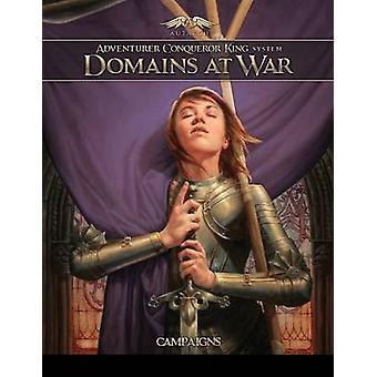 Domains at War Campaigns by Macris & Alexander