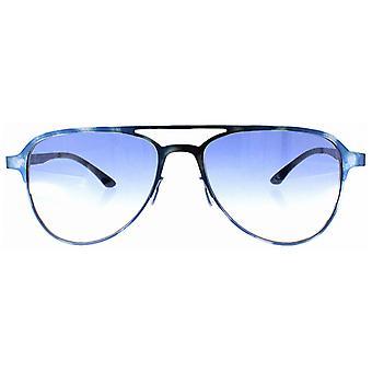 Męskie's Okulary przeciwsłoneczne Adidas AOM005-WHS-022