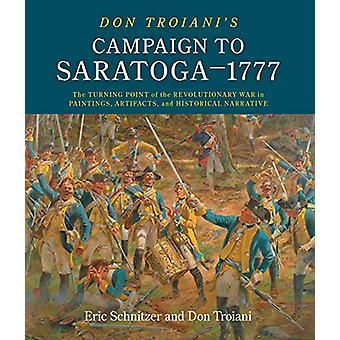 Campagne de Don Troiani-apos à Saratoga - 1777 - Le point tournant du R