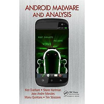 Android Malware and Analysis by Ken Dunham - 9781482252194 Book