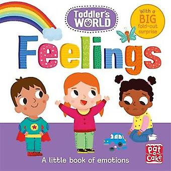 Toddler's World - Feelings by Pat-a-Cake - 9781526382559 Book