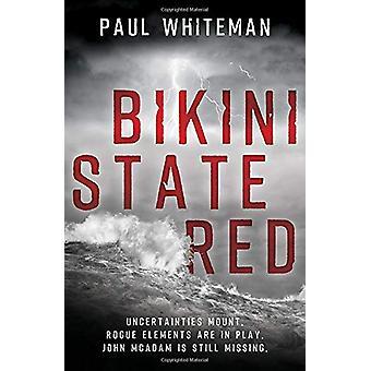 Bikini State Red by Paul Whiteman - 9781838591502 Book