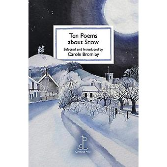 Ten Poems about Snow by Carole Bromley - 9781907598845 Book