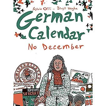 German Calendar No December by Sylvia Ofili - 9781911115618 Book