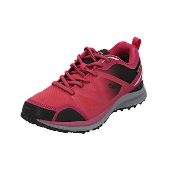 CMP ALYA WMN TRAIL SHOES WP Women's Sports Shoes Red Sneaker Turn Shoes