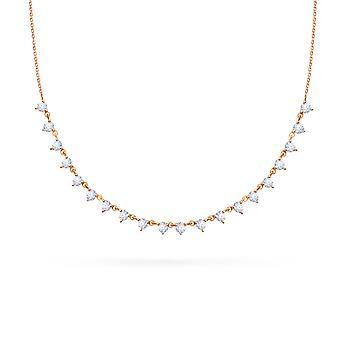 Halsband Dubai Nights 18K Guld och diamanter