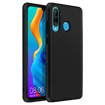 Rhinoshield Case Huawei P30 Lite /Honor 20S Shockproof SolidSuit Carbon Black