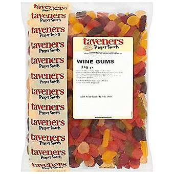Taveners Wine Gums Sweet Jelly Gums 3kg