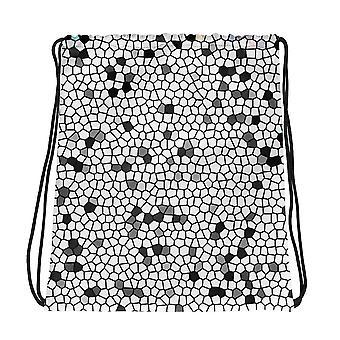 Kiristysnyöri laukku | Mosaiikki