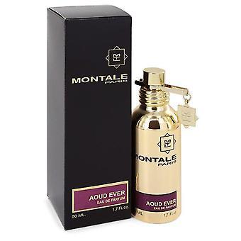 Montale Aoud Ever Eau De Parfum Spray (Unisex) By Montale 1.7 oz Eau De Parfum Spray