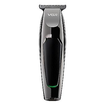 Professional hair clipper, rechargeable electric clipper USB portable charging, with 5 positioning combs for both men and women