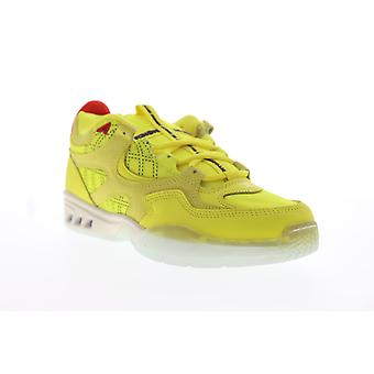 DC Kalis OG X Diet Starts Monday  Mens Yellow Athletic Skate Shoes