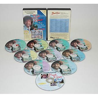 Bob Ross - Joy of Painting Series-Ten One-Hour Instructional [DVD] USA import