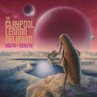 Claypool Lennon Delirium - South of Reality [CD] USA import