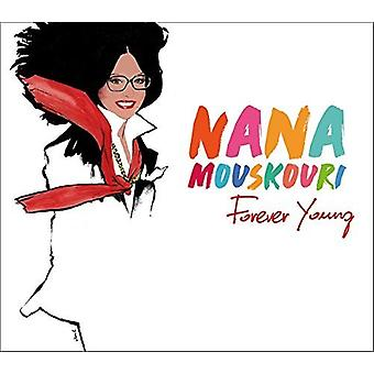 Nana Mouskouri - Forever Young [CD] USA import
