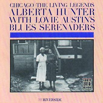 Alberta Hunter - Chicago-Living Legends [CD] USA import