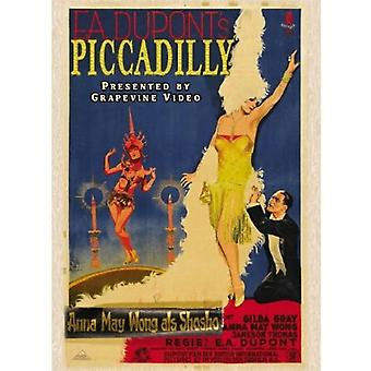 Piccadilly (1929) [DVD] USA import