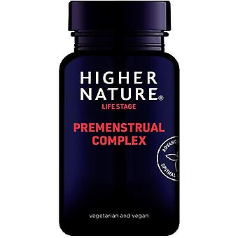 Higher Nature PreMenstrual Complex Vegetable Capsules 60 (PMP060)