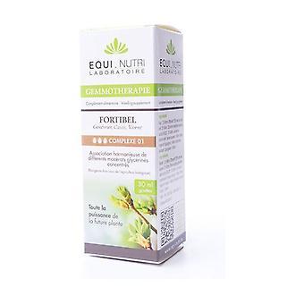 Organic Fortibel 30 ml