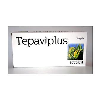 Tepaviplus 20 ampoules
