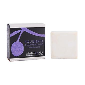 Organic Solid Balance Shampoo for Oily Hair 120 ml