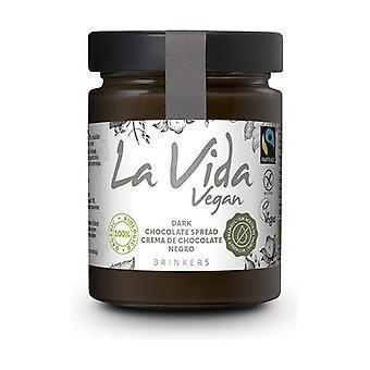 Vegan Dark Chocolate Cream Bio 600 g