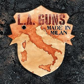L.a. Guns - Made in Milan [CD] USA import
