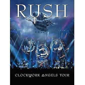 Rush - Clockwork Angels Tour [BLU-RAY] USA import