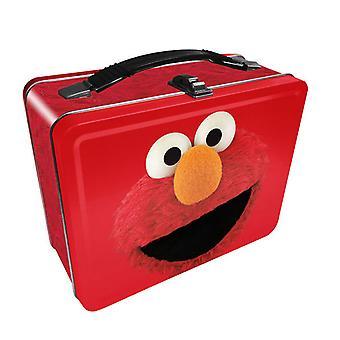 Sesame Street Elmo Tin Fun Box