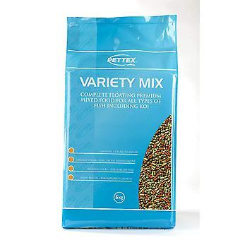 Pettex Pond Variety Mix - 5kg