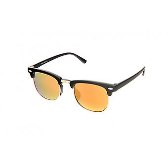 Sunglasses Junior black/orange (K-114)
