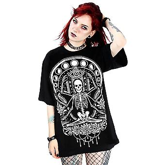 Restyle - chill skelet - unisex t-shirt