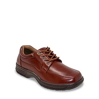 Cushion Walk Cushion Walk Mens Wide Fit Lace Up Shoe with Gel Pad