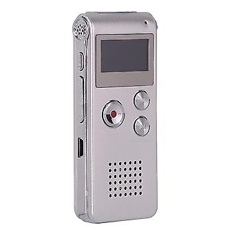 Multifunctional Rechargeable 650hr Digital Audio Voice Recorder Dictaphone Mp3 Player