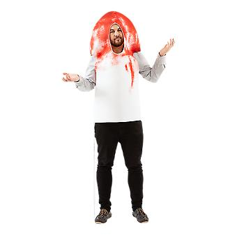 Adults Giant Bloody Tampon Halloween Stag Do Fancy Dress Costume