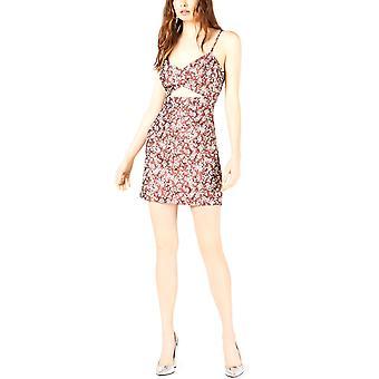 Leyden | Cutout Printed Cami Sheath Dress